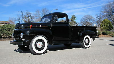 1952 Ford Other Pickups Pickup 1952 Ford F3 Pickup 4 Speed Runs & Drives Terrific.