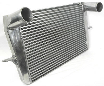 """Universal Bar & Plate Front Mount Intercooler Core Size:600x400x45mm 3"""" Inlets"""
