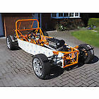 Kit Car GBS Zero Unfinished Project