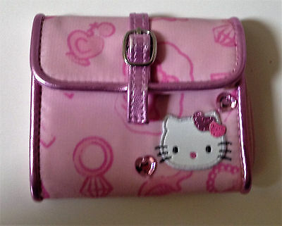 5431a360ae2e NEW SANRIO RARE Hello Kitty Furry White Pink Purse! -  16.99