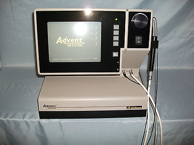 Accutome Advent I3 AB Ultrasound A B Scan Ophthalmology with A & B probes