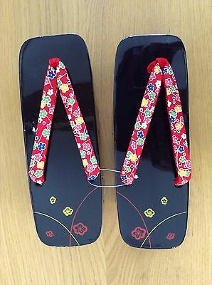 NEW Japanese ladies shoes for Fancy Dress
