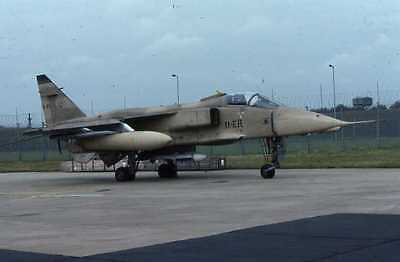 Original aircraft  slide  FRENCH  JAGUAR  A151/11ER