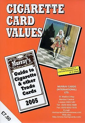 Murrays 2005 Cigarette Card Values Book (Paperback) Murray Cards