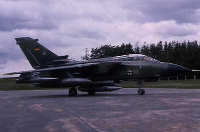 Original aircraft  slide  GERMAN  TORNADO  43+50