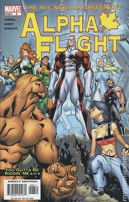 Alpha Flight (2004 3rd Series) #6 VF