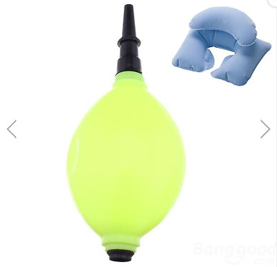 Mini Portable Balloon Hand Air Inflator Pump for Inflatable Pillow