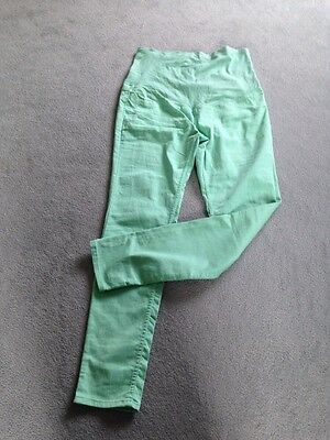 Lime Green Maternity Jeans By H&M