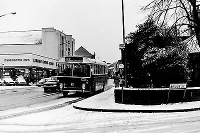 35Mm Vintage Bus  Negatives...sold With Copyright B 03