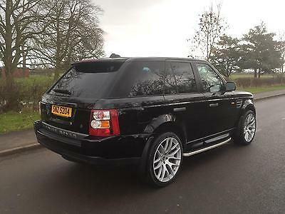 Land Rover Range Rover Sport 2.7TD V6 auto 2008 low Miles FINANCE AVAIL