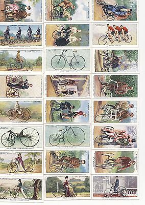 Players 1939 Full set of 50 Cycling