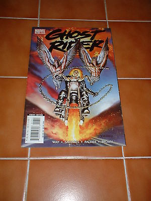 Ghost Rider  17.  Nm- Cond. Jan 2008.  Way / Saltares / Palmer