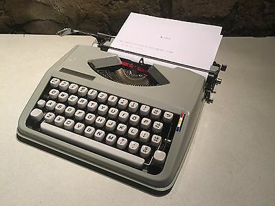 Hermes Baby - Typewriter with Case