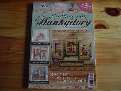 Crafting With Hunkydory Issue 27 Jan-Mar 2016 Magazine ONLY No Kit
