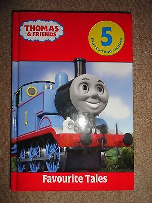 Thomas And Friends - 5 Favourite Tales Book