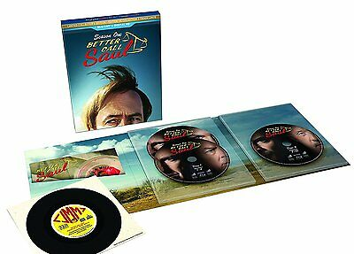 Better Call Saul: Stagione 1 - Vinyl Limited Edition (3 Blu-Ray) breaking bad