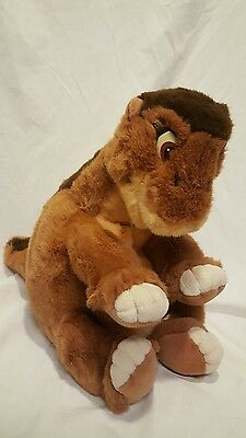 Vintage Original 1988 Land Before Time Plush Little Foot Dinosaur Stuffed Gund