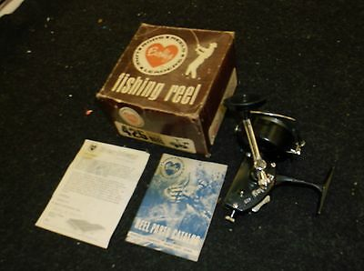Vintage Berkley 425 Fishing Reel With Box