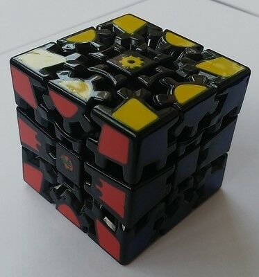 Z-Cube Gear 3x3x3 V2 with thermal transfer