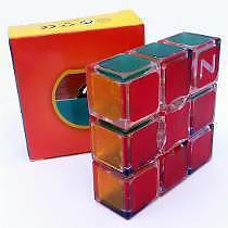Z-Cube 1x3x3 Cube Red