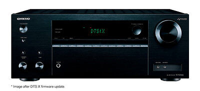 Onkyo TX-NR555 7.2-Channel Network A/V Receiver with DTS:X and Dolby Atmos