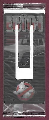 Kellogg's Ghostbusters Ecto-1 3-D Bookmark Sealed