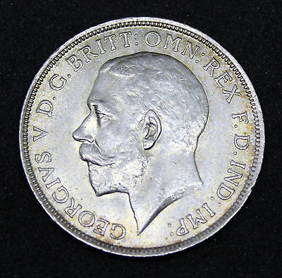 ~~ Great Britain George V 1918 Florin ~~