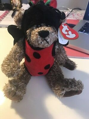 TY The Attic Treasure Collection Bugsy Always A Lady Beanie Baby