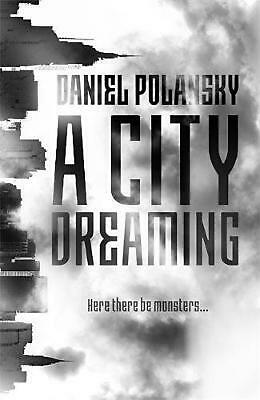 City Dreaming by Daniel Polansky (English) Paperback Book Free Shipping!