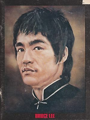 Bruce Lee the Man The Legend - Way Out RARE 1974 Magazine - Jeet Kune Do