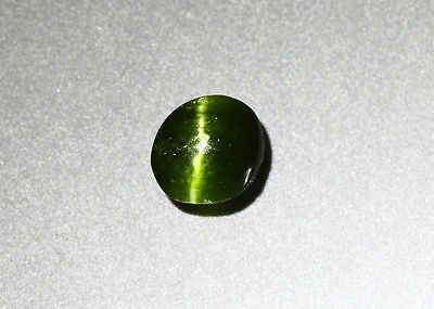 1.40 Cts_Simmering Ultra Nice Color Gemstone_100 % Natural Kornerupine Cat's Eye