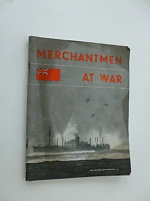Merchantmen At War: Merchant Navy 1939 - 1944
