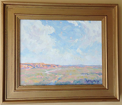 Original Oil Painting Gary Ray Listed Signed