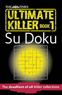 The Times Ultimate Killer Su Doku, The Times Mind Games