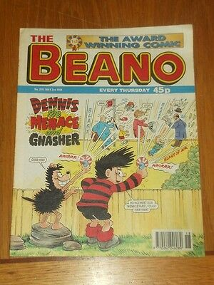 Beano #2911 2Nd May 1998 British Weekly