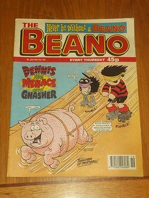 Beano #2912 9Th May 1998 British Weekly