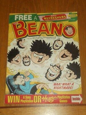 Beano #2957 20Th March 1999 British Weekly