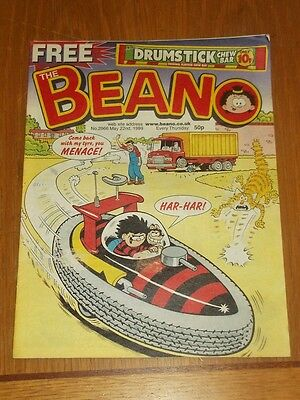 Beano #2966 22Nd May 1999 British Weekly