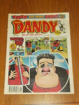 Dandy #2948 23Rd May 1998 British Weekly