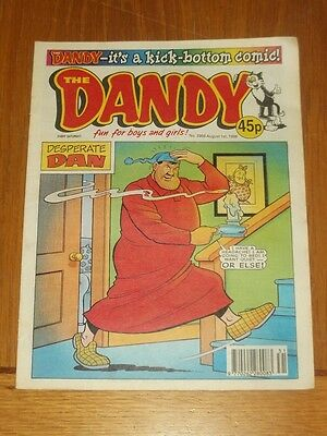 Dandy #2958 1St August 1998 British Weekly