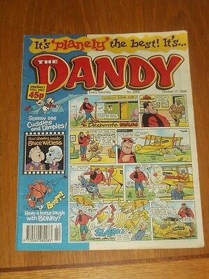 Dandy #2969 17Th October 1998 British Weekly