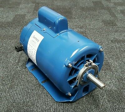 Century 8-151984-01 Single Phase 230V 2-Speed Ac Electric Motor