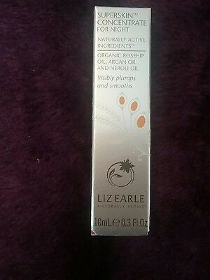 Liz Earle Superskin Concentrate for night 10ml