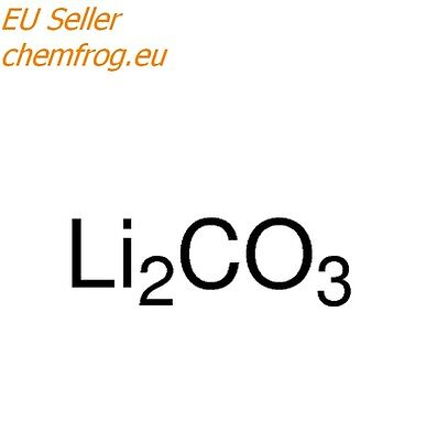 High Purity Optical Grade Lithium Carbonate 350g lithiumcarbonat lithiumkarbonat