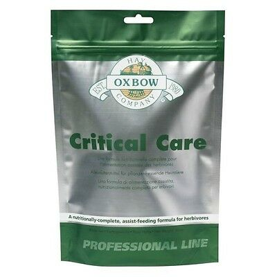 Oxbow Critical Care for Herbivores Pack, 454g, REDUCED,  BB 02/17