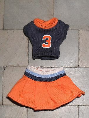 1/12Th Scale Dolls' T Shirt And Skirt/shorts