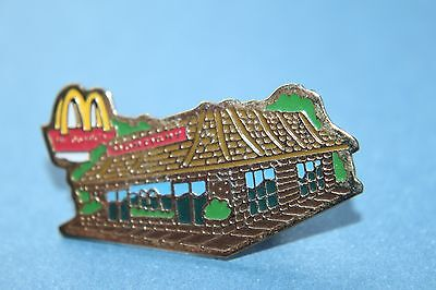 montigny Mcdonalds  pin badges from all around the world