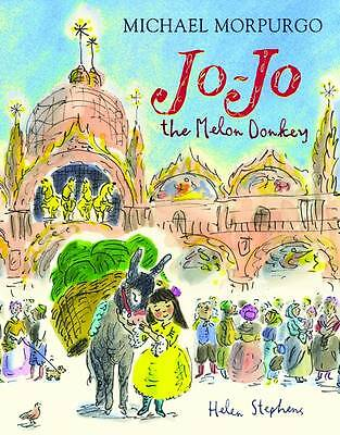 Jo-Jo the Melon Donkey, Morpurgo, Michael