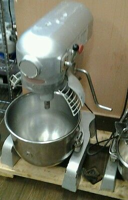 Large dough mixer 20 L