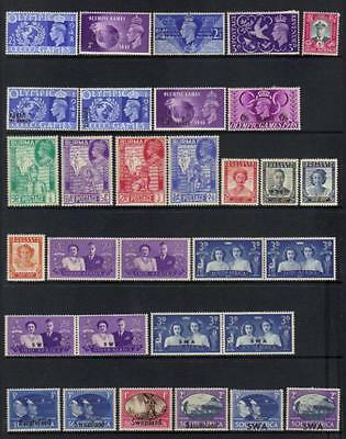 Commonwealth Kgvi Mostly U/m Selection